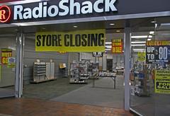 Pulling the Plug (buickstyle232) Tags: radioshack closing malls salinakansas salinaks storeclosing centralmall goingoutofbusiness