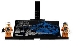 LEGO Star Wars 75144 - UCS Snowspeeder (www.giocovisione.com) Tags: starwars starwarsrebels rebels rebellion legostarwars snowspeeder