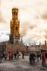 Bruges, Belgium - Explore (cattan2011) Tags: streetart streetpicture streetphoto streetphotography cobbledstreet architecture europe travel travelphotography landscapephotography cityscape landscape belgium bruges