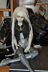 Luts Bory Mecha Wings (Skyealloway) Tags: the youth dark warriors bory side bjd cyborg souloid souldoll iraki
