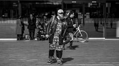 People in the city (zilverbat.) Tags: mensen streetphotography straatfotografie streetcandid straatfotograaf streetlife scenery streetshot people straatportret streetscene peopleinthecity portrait portret blackwhitephotos blackandwhite bokeh bw zwartwitfotografie zwartwit monochrome mono image fashion hat zilverbat urban urbanlife timelife town thenetherlands dutch dutchholland rotterdam citylife candid canon cs peopleinthestreet leather jack beard hipster