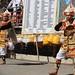 Balinese Baris Dancers