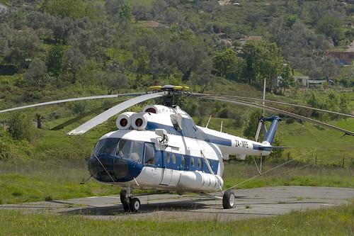 Mi-8 Albania