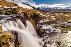 Iceland 2017- Gluggafoss (cesbai1) Tags: eyjafjallajökull gluggafoss foss waterfall chute deau cascade iceland islande islanda islandia 2017 winter