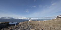 Iceland (richard.mcmanus.) Tags: iceland westfjords kviar landscape sea sky arctic mcmanus richardmcmanus mountains snow