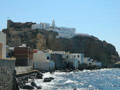 Monastery (Bichoes) Tags: nisyros dodekanse aegean mandraki spiliani monastery knights castle greece