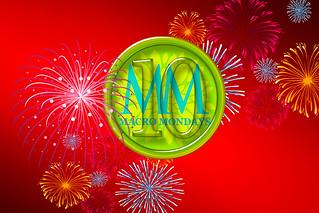 Happy 10 Years!  Macro Mondays