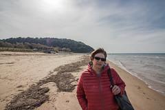 IMG_1991 (Antonio Todesco) Tags: mamma mom gargano pulia puglia calenella peschici mare spiaggia sea beach