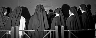A superfluity of nuns.