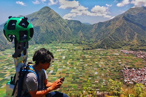 A day mapping whole the recommended destination in Sembalun Village, Lombok Island, Indonesia.  Explore the beauty of Lombok.  #googletrekker #mujitrekker #mujitrekkertrip #lombokisland #indonesia #landscape #mountaineering