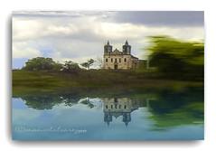FOTOPINTURA. (manxelalvarez) Tags: fotopintura fotografíapictórica paisajes nubes reflejos photoshop