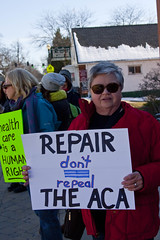 Stakeout Outside the Barrington Illinois Office of Representative Peter Roskam 3-16-2017 9561 (www.cemillerphotography.com) Tags: aca affordablecareact obamacare trumpcare ryancare healthcare plans taxcuts wealthy onepercent premiums paymoregetless deductibles outofpocketcosts copays deathpanels coverage poorpeople deaths americanhealthcareact republicans