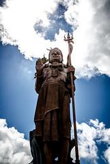 Shiva (thecrow_85@ymail.com) Tags: mauritius statue shiva hindi hindu