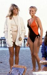 Charlie's Angels 1978 : (Retro King) Tags: 1978 charlies angels television tv abc show bikini sexy farrah fawcett cheryl ladd swimsuit