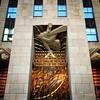 Art Deco - Rockefeller Center NY (PeterCH51) Tags: usa us newyork ny nyc manhattan rockefellercenter artdeco architecture design iphone square squareformat peterch51 newyorkcity wisdom sculpture leelawrie america