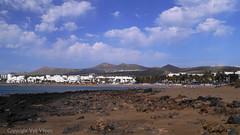 Matagorda strand (villeveta) Tags: beach borås lanzarote matagorda puertodelcarmen sten sverige sweden veli vilppu hav lava ocean strand tías canarias spanien es vulkaner volcanoes