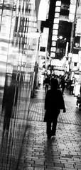 The long walk home (D.H.S Photography) Tags: ifttt 500px sky girl city street travel night light urban architecture cityscape lights building woman danger safe fujifilm xt2