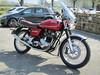 Burnsall, Hebden & Grassington 9.4.2017 (3) (bebopalieuday) Tags: yorkshiredales upperwharfedale burnsall norton 850commando mk2a interstate 19745 classicbike motorbike motorcycle northyorkshire
