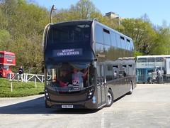 Westway YY66PXR (RL Buses) Tags: bus busmuseum brooklands busrally cobham londonbusmuseum