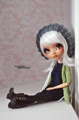 Impa ❤ (·Yuffie Kisaragi·) Tags: doll pullip mio make it own mocha custom akai arashi impa obitsu rewigged rechipped