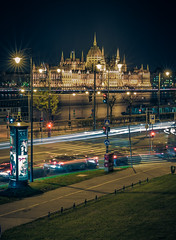 The Parliament at night (Vagelis Pikoulas) Tags: parliament budapest hungary europe travel danube river night nightscape landscape city cityscape canon 6d tokina 2470mm long exposure light lights lightroom