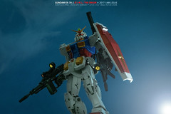Gundam: The Origin (I AM LESLIE) Tags: sony 7rm2 gundam theorigin gunpla bandai gundamrx78 mecha anime japanesetoys zeiss czaposonnart2135 135mm