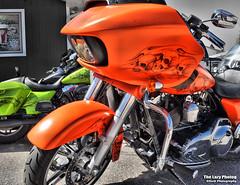 April 13 2017 - Brother's bikes (La_Z_Photog) Tags: lazy photog elliott photography worland wyoming buffalo big horn mountains preparation for annual poker run harley davidson motorcycles 041317buffaloride