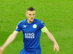 Jamie Vardy (lcfcian1) Tags: leicester city atletico madrid lcfc atleti uefa champions league football sport uk england kingpowerstadium king power stadium leicestercity atleticomadrid leicestercitystadium uefachampionsleague championsleague footballmatch jamievardy 11 18417 quarter final