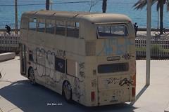 170409 1027 (chausson bs) Tags: bus bristol badalona autobuses autobusos autobúsdospisos doubledeckerbus leu262p c5054 5054 bristolvr bristolomnibus