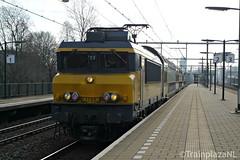 NS 1756 met DD-AR 7342 in Eindhoven Strijp-S (TrainplazaNL) Tags: ns 1756 ddar 7342 station eindhoven strijps trein train