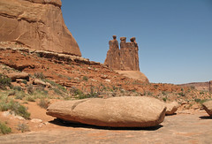 Arches National Park, USA 2011 - 10 (Manfred Lentz) Tags: usa vereinigtestaatenvonamerika utah archesnationalpark nationalpark