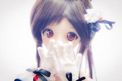 P4227025 (稲荷花家) Tags: doll dollfiedream dds omd em5markⅱ うちのこかわいい アイドルマスター シンデレラガールズ 桃井あずき