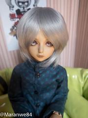 Raven [Kid delf YUZ] (maranwe84) Tags: bjd kiddelf luts yuz kiddelfyuz msd
