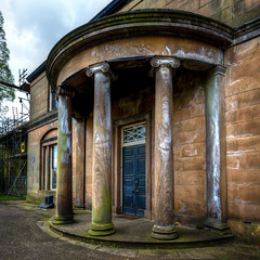 Fading away (JEFF CARR IMAGES) Tags: northwestengland stockport historicbuildings