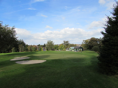 Ravelston Golf Course, Edinburgh