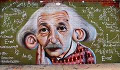 Einstein (andrew_wood50) Tags: einstein new york city graffiti art street bushwhick collective mural bushwick siprossipros sipros