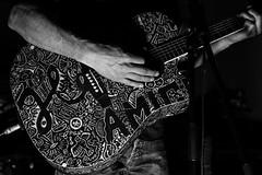 Amigo (tom.leuzi) Tags: 50mm bw blitz canoneos6d gitarre musik sigma50mmf14dghsmart sigmaart blackandwhite f14 flash guitar music schwarzweiss heinz wwwheinzimnetzch live concert konzert stage bühne explored