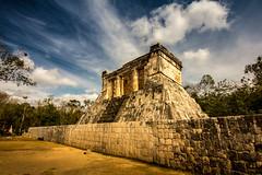 ChichenItza-2 (Saydryk Photography) Tags: chichen itza yucatan mexico sun cloud voyage trip maya riviera architecture