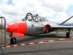 "Fouga CM-170 Magister 36 • <a style=""font-size:0.8em;"" href=""http://www.flickr.com/photos/81723459@N04/33947250255/"" target=""_blank"">View on Flickr</a>"