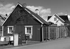 Vejby byväg (Ken-Zan) Tags: 60 vejby byväg skåne scania kenzan ljunghav hus brevlådor