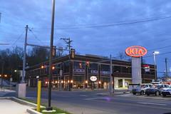 Warner Kia Parkersburg, WV (Dinotography24) Tags: warner kia parkersburg wv westvirginia dealership car
