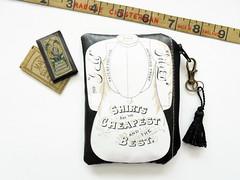waterproof card organiser.. (Jigglemawiggle) Tags: sewingtheme dressmaking patterns tailoring lipstickholder cardorganiser smallstorage waterproofwallet vintagesewing etsy folksy