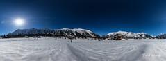 Arang_Kel_Snow_360_Fobak (1 of 1)-2 (fobak) Tags: fobak arang kel neelum valley kashmir pakistan canon canon6d panorama snow mountains village