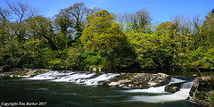 Beam Weir (Tim Barker - in North Devon) Tags: nikon d600 tokina beamweir 6stopndfilter ndfilter filter tokina2880