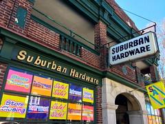 Suburban Hardware - Bryn Mawr PA Pennsylvania - Closing April 2017 (Mod Betty / RetroRoadmap.com) Tags: suburbanhardware brynmawr pennsylvania hardwarestore