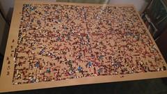 What a Crowd! - Schmidt - 6000 (Fabrofer) Tags: puzzle schmidt 6000 crowd