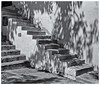 camera used: 1963 Kodak Instamatic 104 (Black and White Fine Art) Tags: kodakinstamatic1041963 ilfordfp4125 niksilverefexpro2 lightroom3 escaleras stairs sanjuan oldsanjuan viejosanjuan puertorico bn bw
