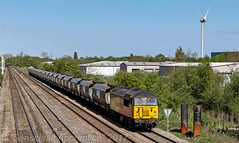 56078 (MSRail Photography) Tags: class56 56 colas freight coal
