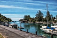 Telaga Harbour Park Malaysia (Jutta M. Jenning) Tags: pier hafen pulaulangkawi malaysia wasser meer insel harbourpark park harbour telaga boot boote yacht yachten schiff schiffe marina fischerboot fischerboote