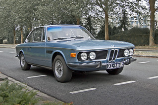 BMW 3.0 CS Automatic 1976, model 1975 (5803)